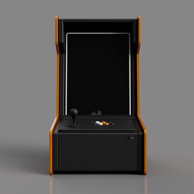 Damian sobczyk arcade machine