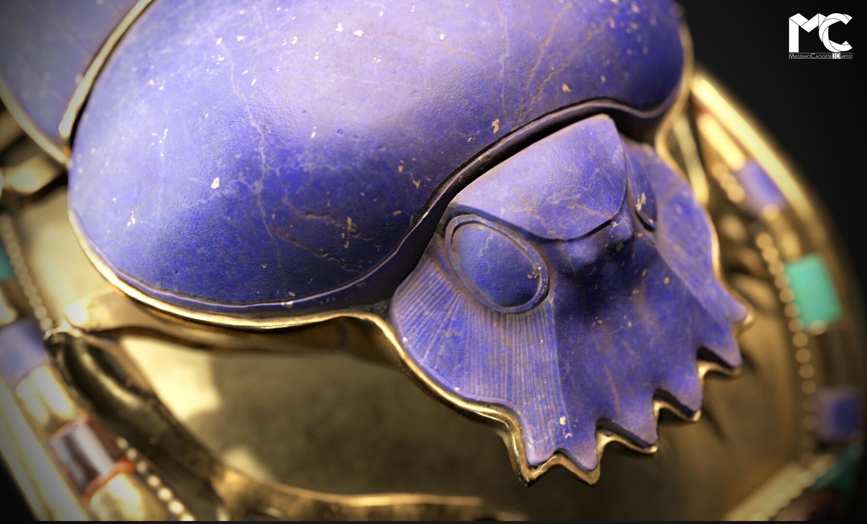 Close up (Marmoset Toolbag 3).