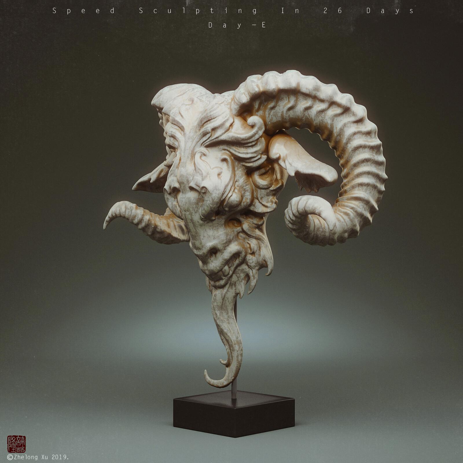 Elf of Goat羊力大仙