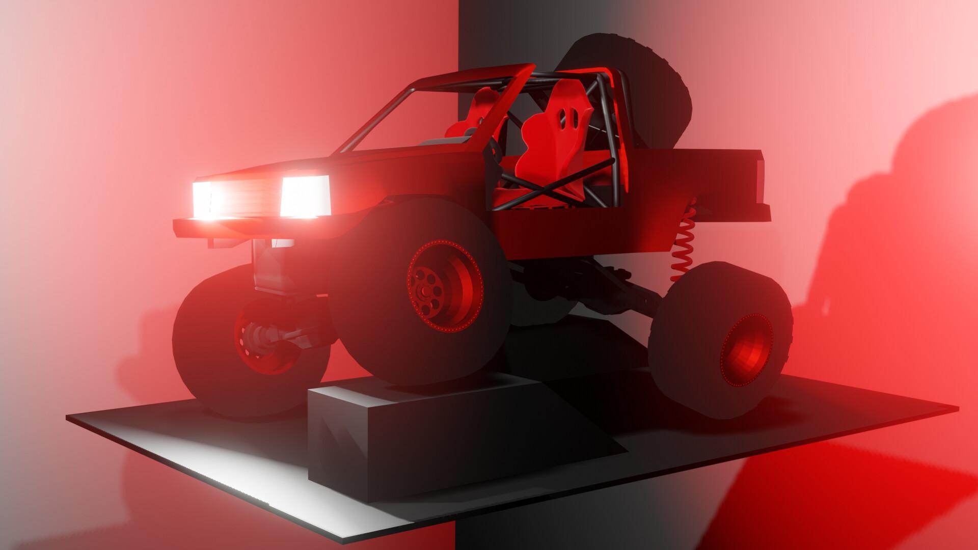 Simao Silva Fiat Panda 4x4 Off Road
