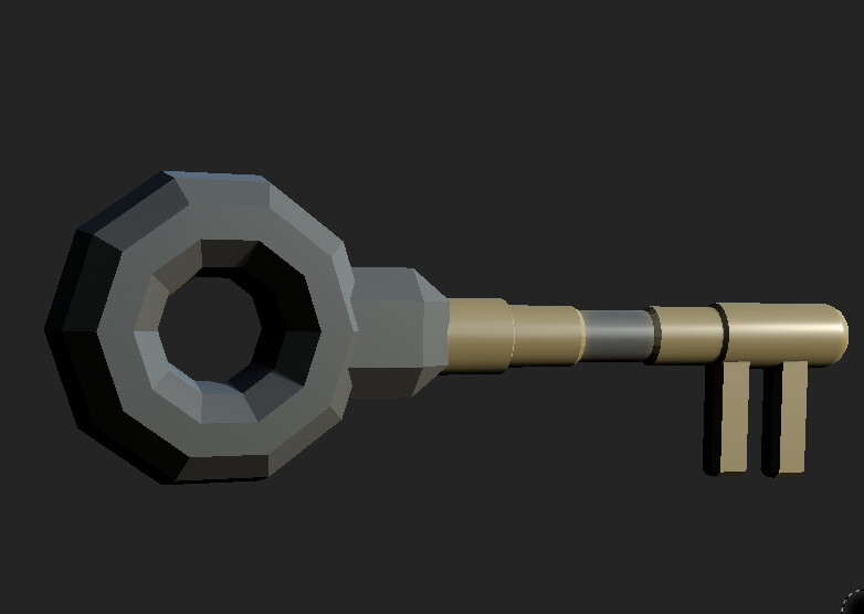For this asset, I created the textures.