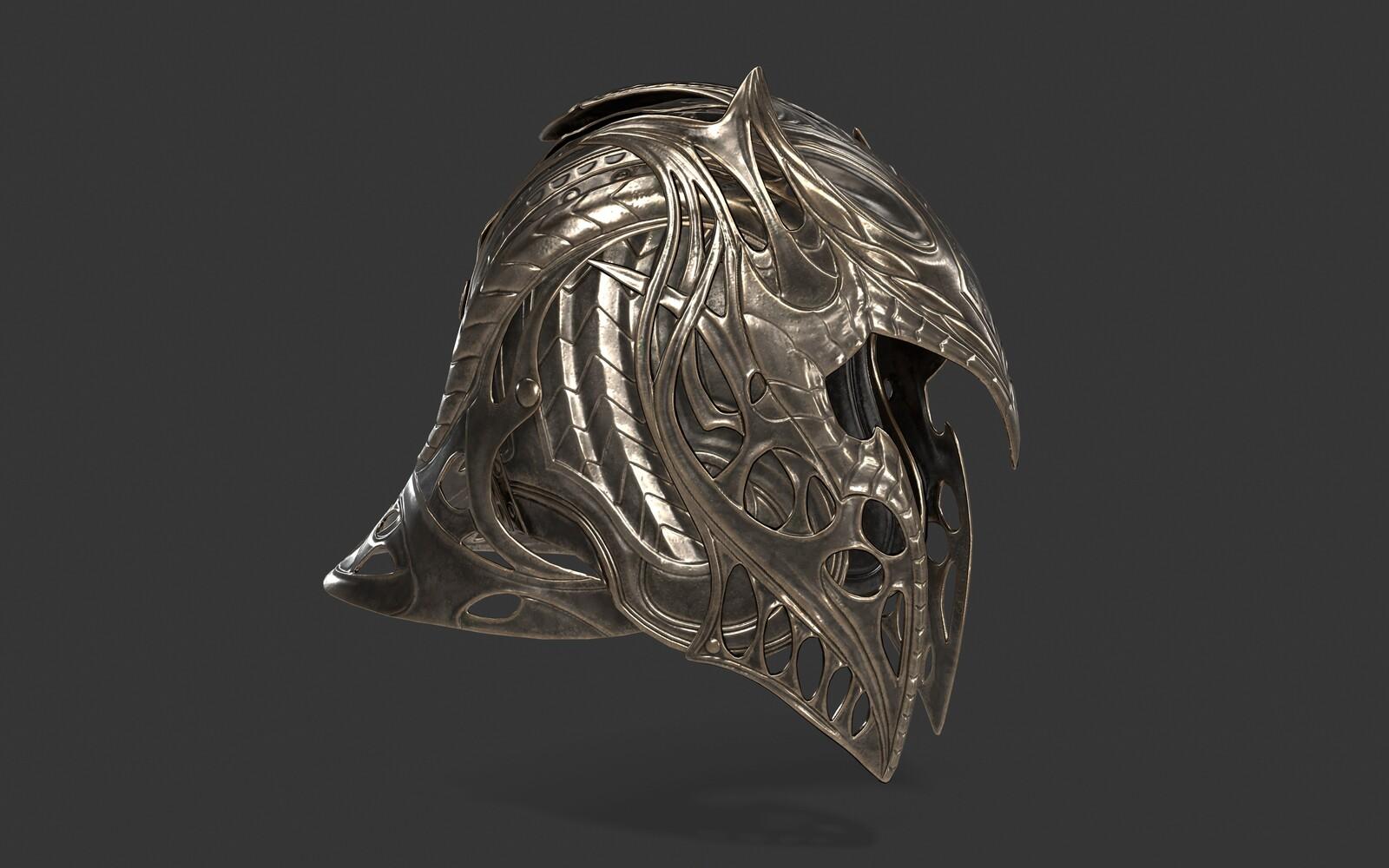 Krypton Helmet