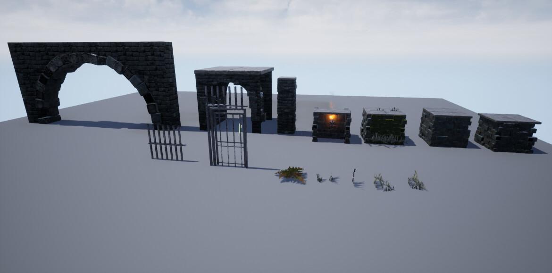 examples of modular pieces