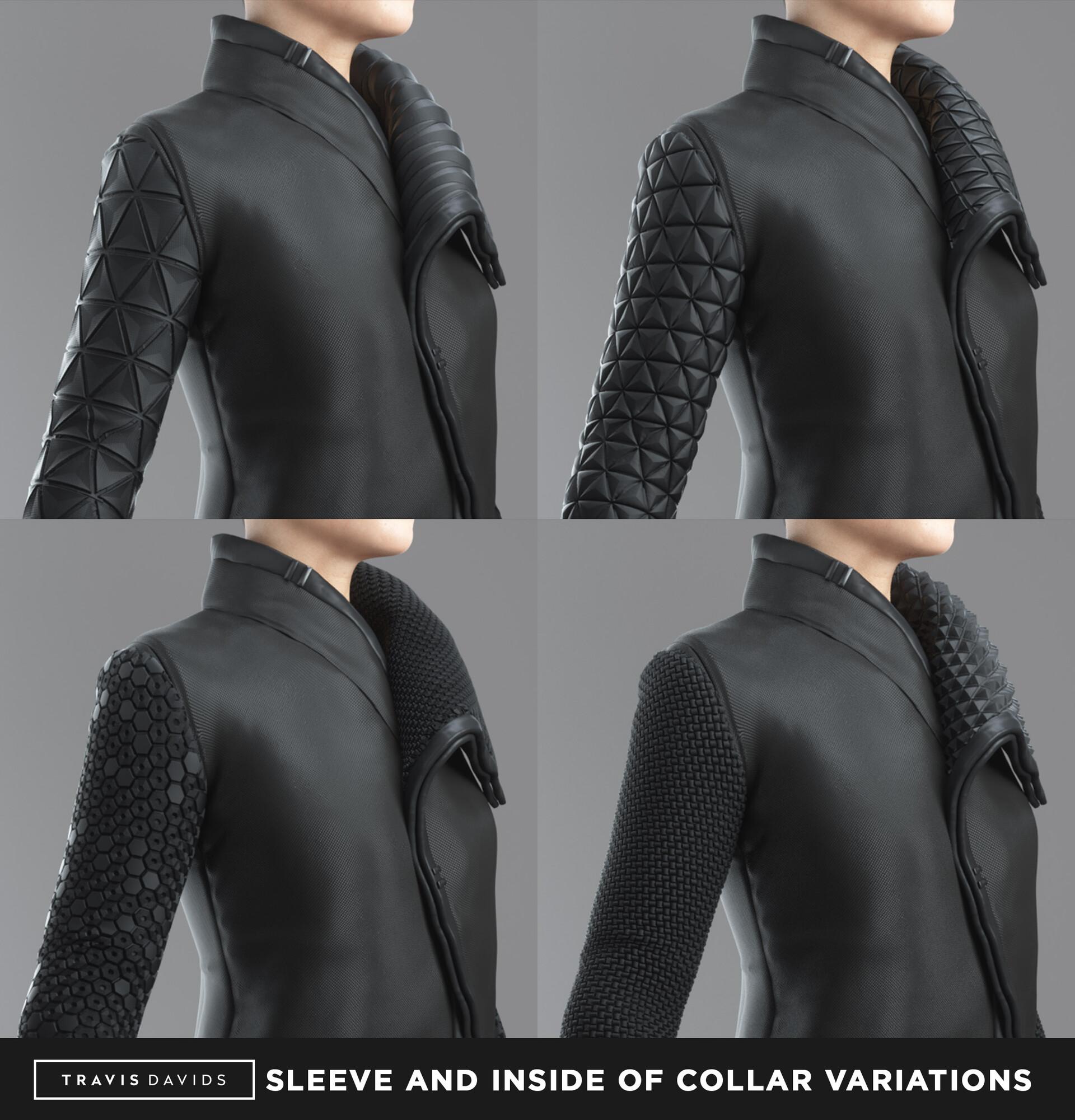 Travis davids sleeve variation 1