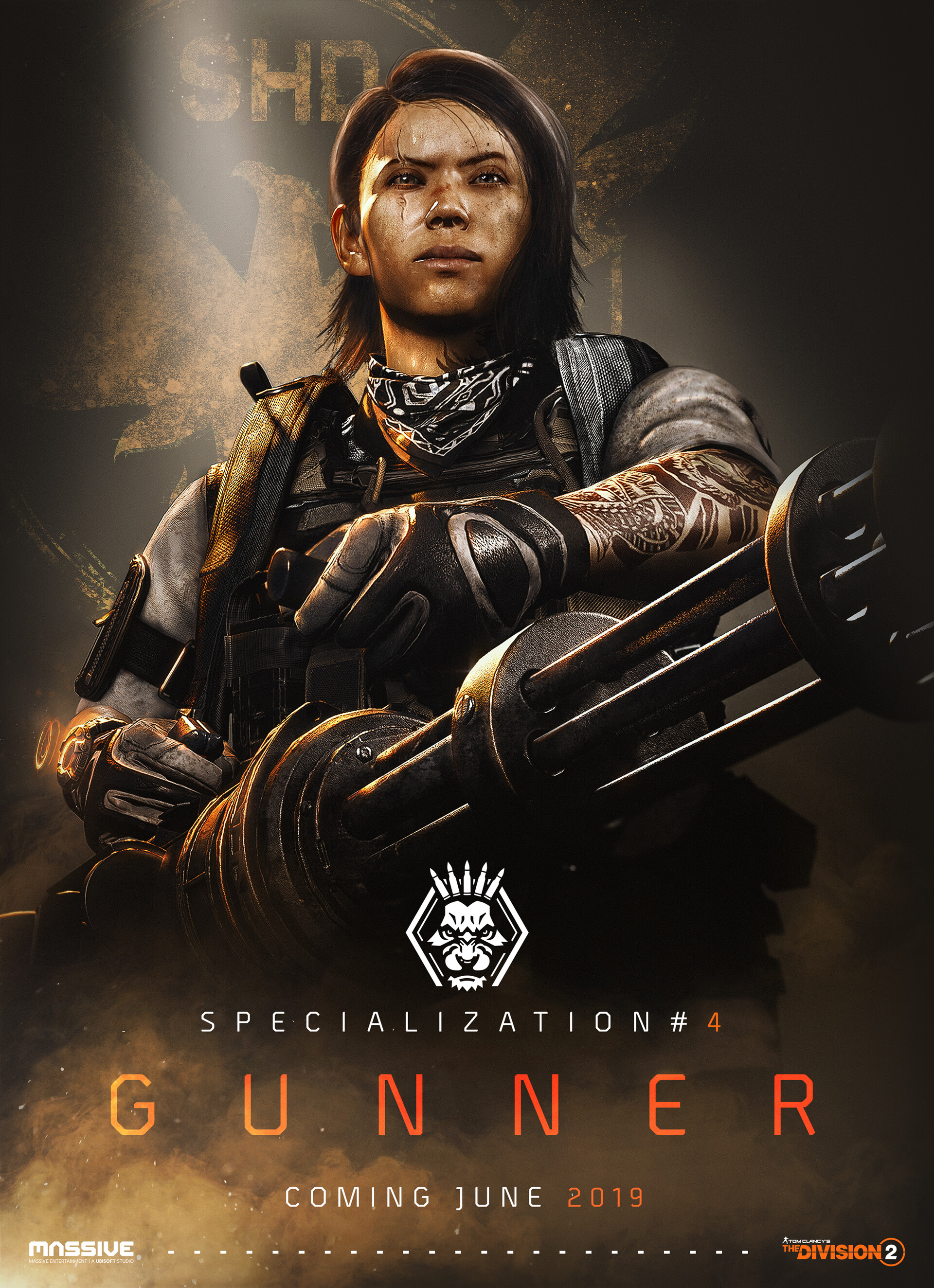 The Division 2 - Specialization 4 poster