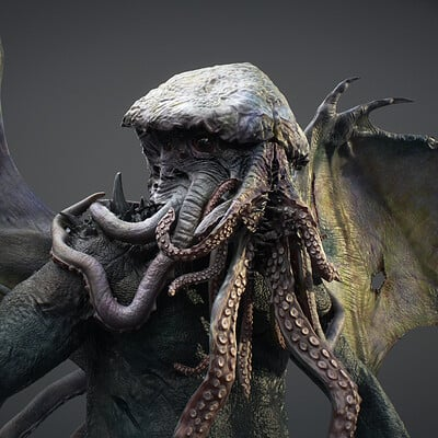 Nonecg 3d cthulhu 02