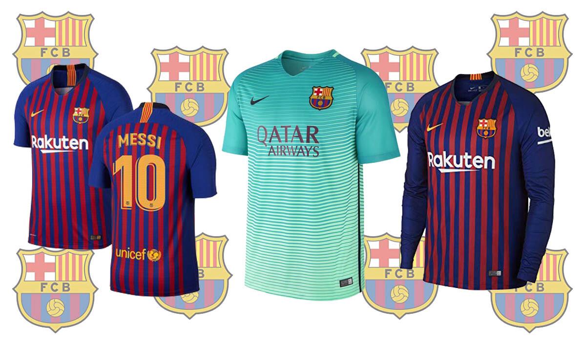 on sale f53c1 5da97 Dls Barcelona Kit