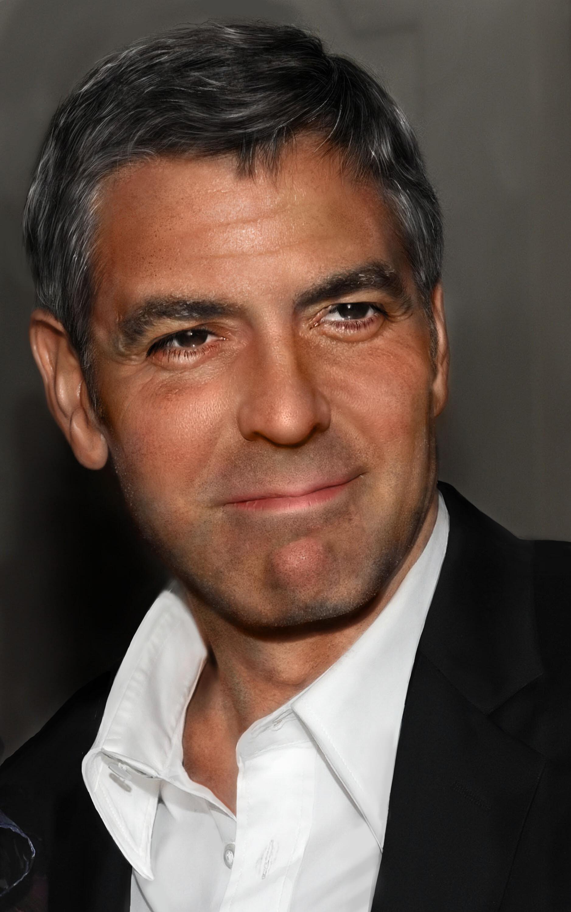 design de qualité 510fe a50d8 junyoung Jung - George Clooney