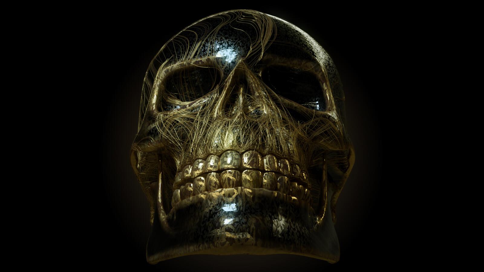 Octane skull
