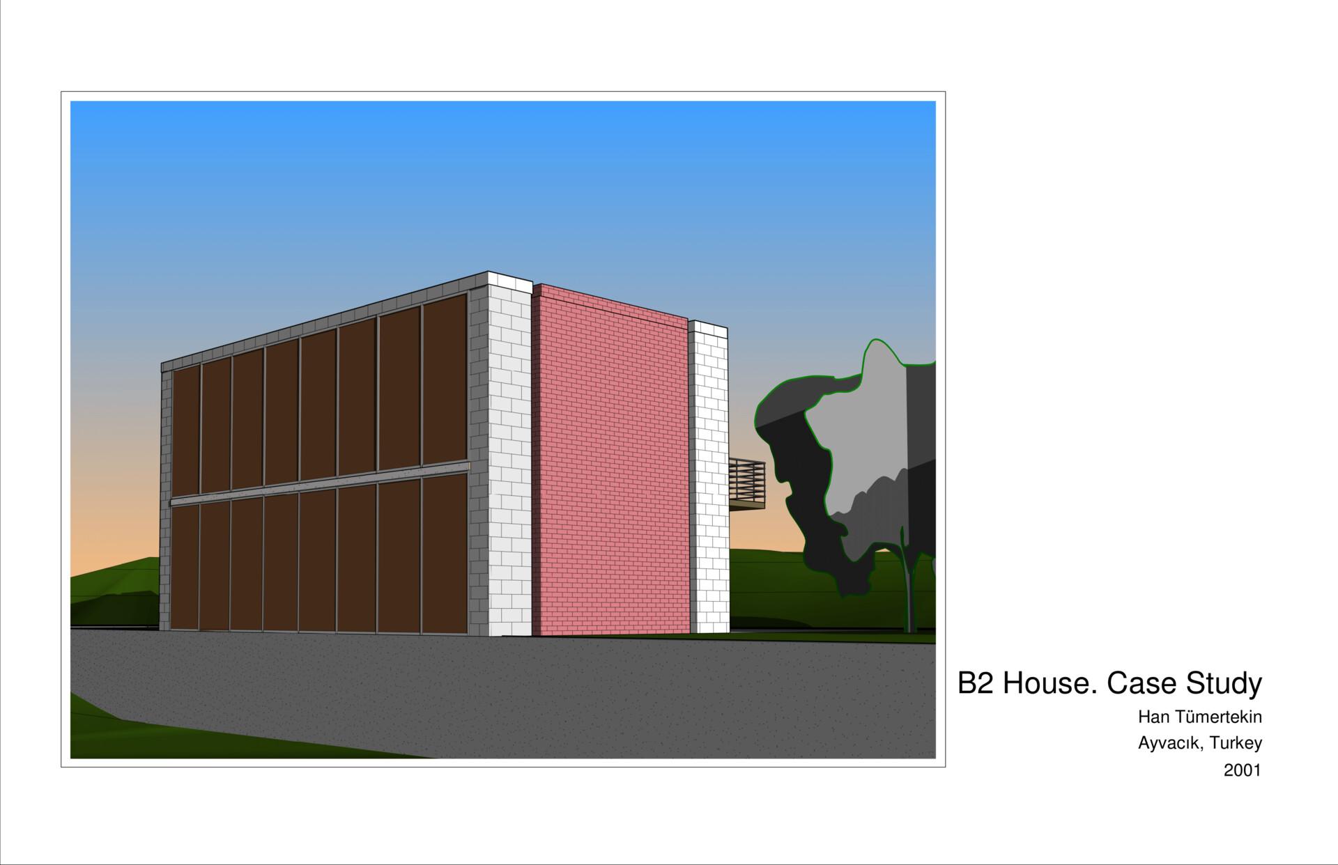 Artstation B2 House Rylie Hurlbert