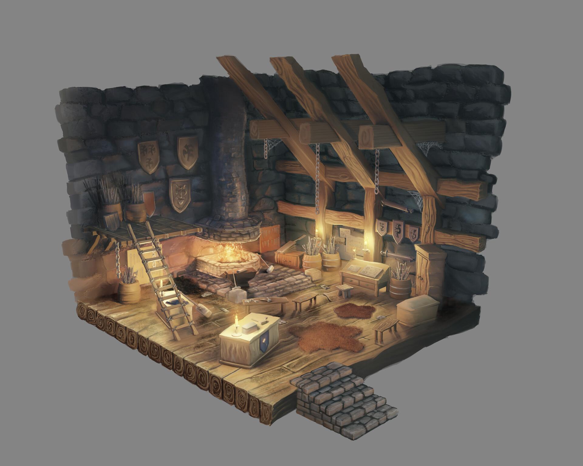 Julian hartinger blacksmith version 2