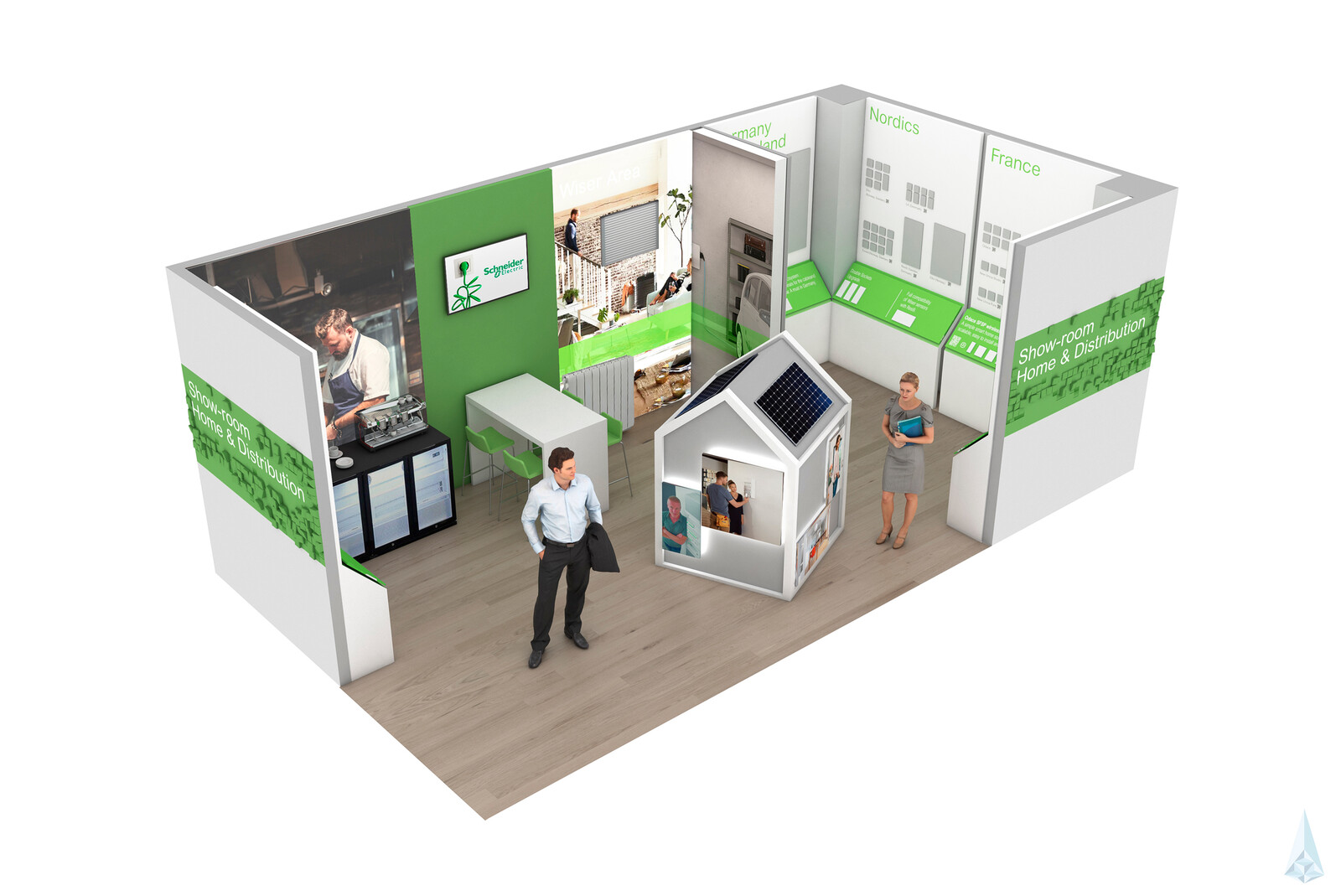 Stand - Retail Project