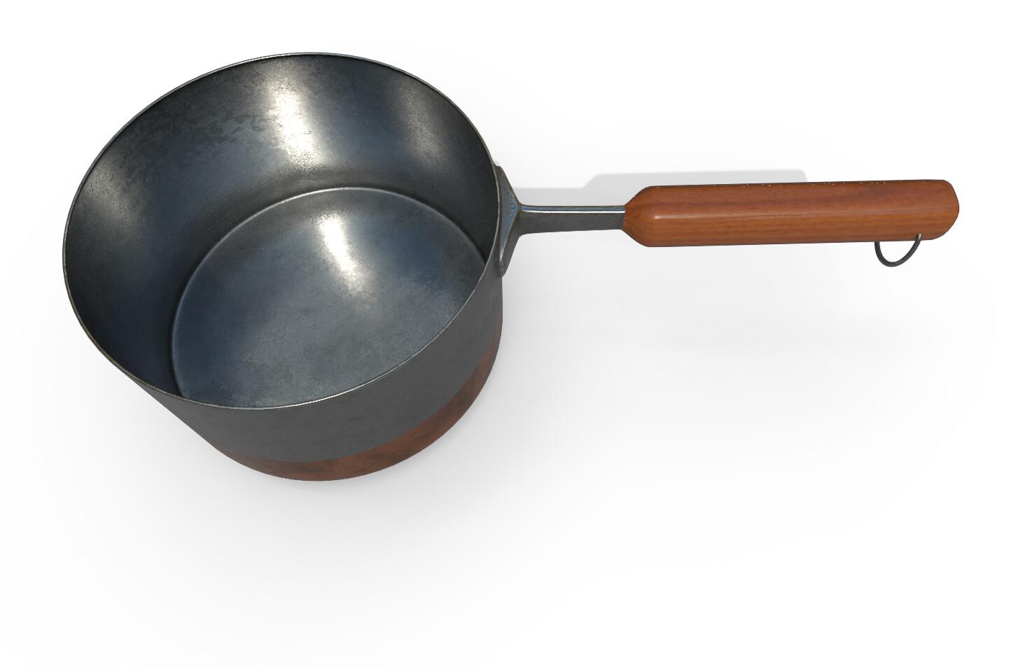 Joseph moniz cookingpan001b