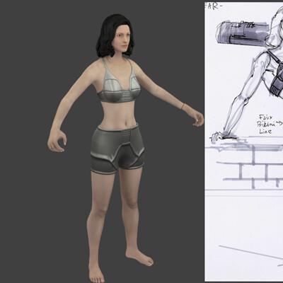 Andrew wilkins common control underwear concept comparison