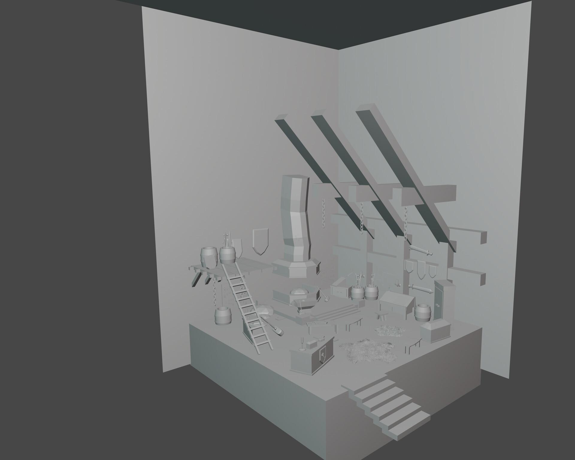 Julian hartinger workbench render matcapgrey small