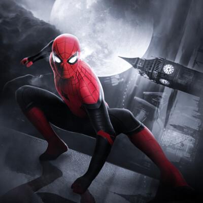 Mizuri official spidermanmysteriowhite