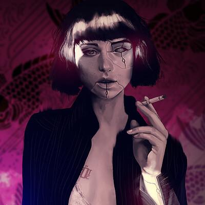 Roxanne chartrand portraitstudies