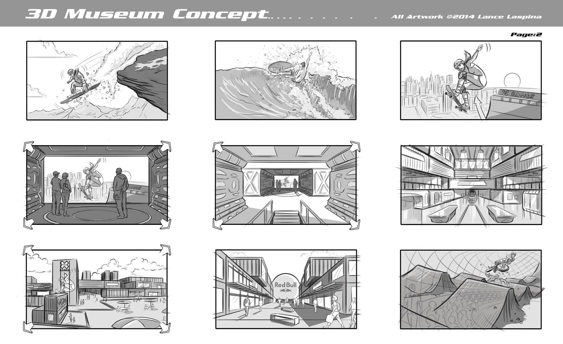 Lance laspina as storyboardsamples 11b