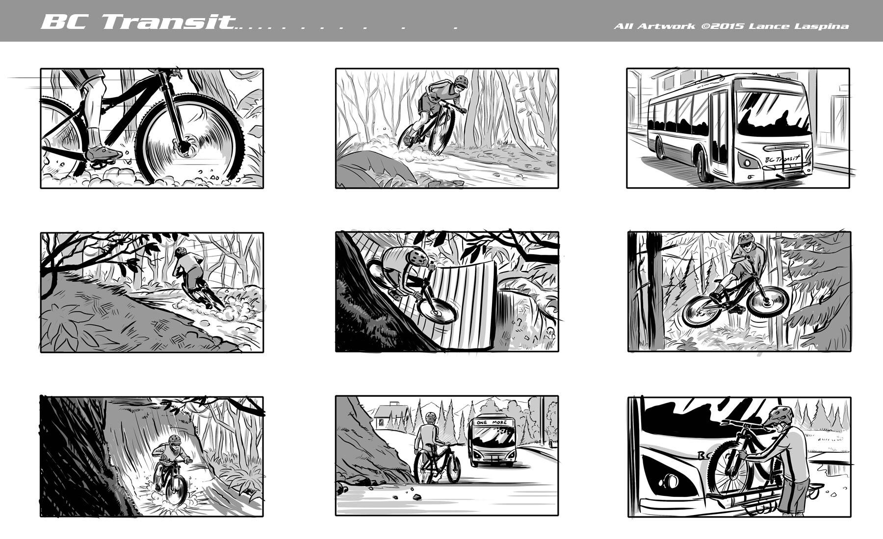 Lance laspina as storyboardsamples 13