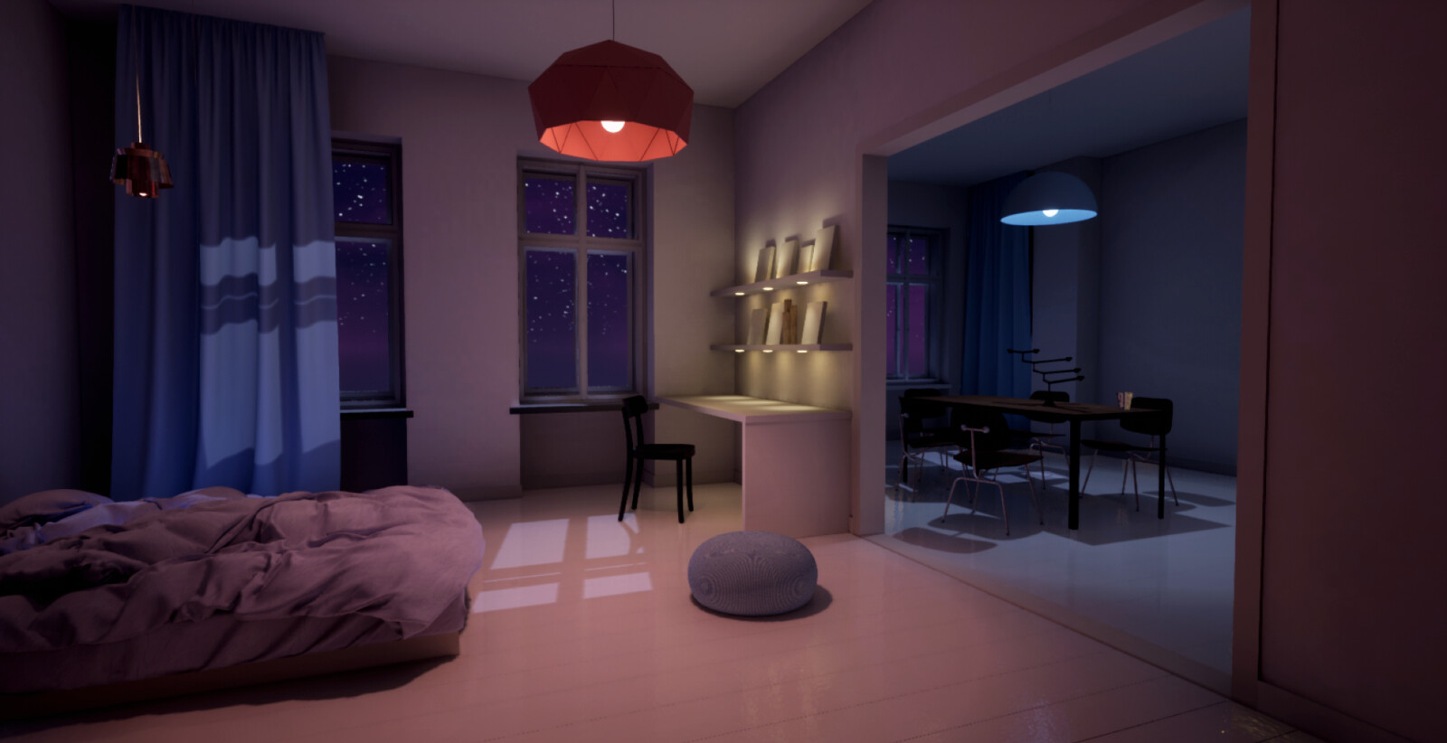 The Night Investigation - Night2