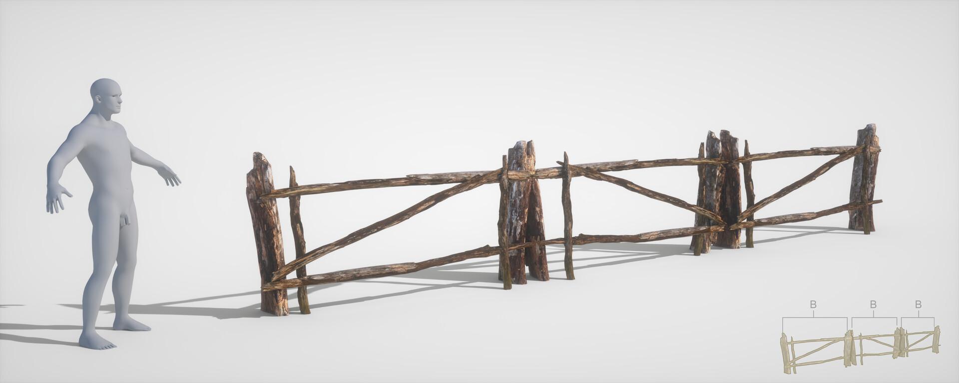 Jordi van hees fence
