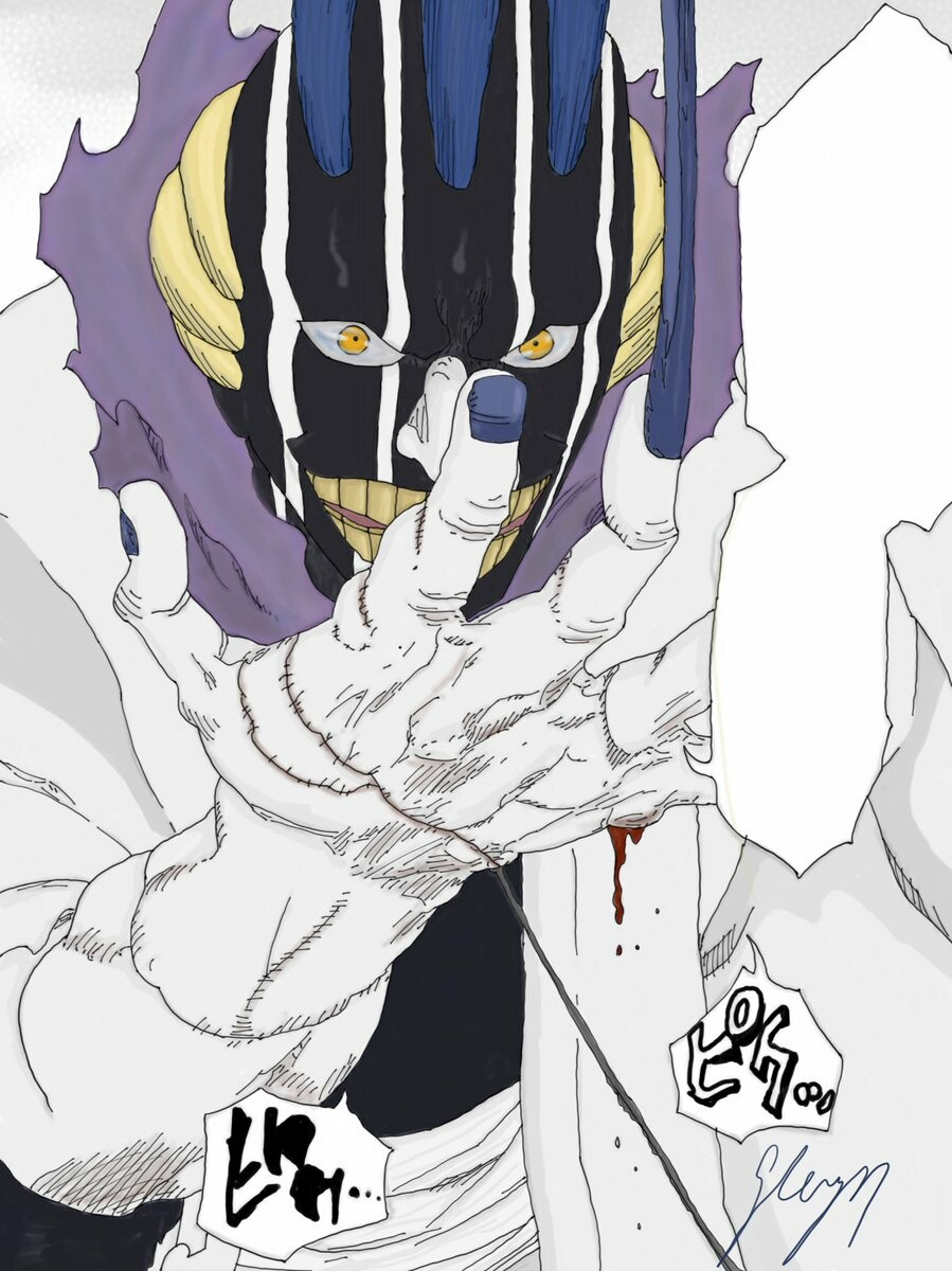 O Byakuya & o Zaraki deveriam ter sido mortos igual ao Yamamoto na 1° invasão dos Quincy no início do último arco? - Página 2 Steyn-warries-ddlce4xwkaaigw7