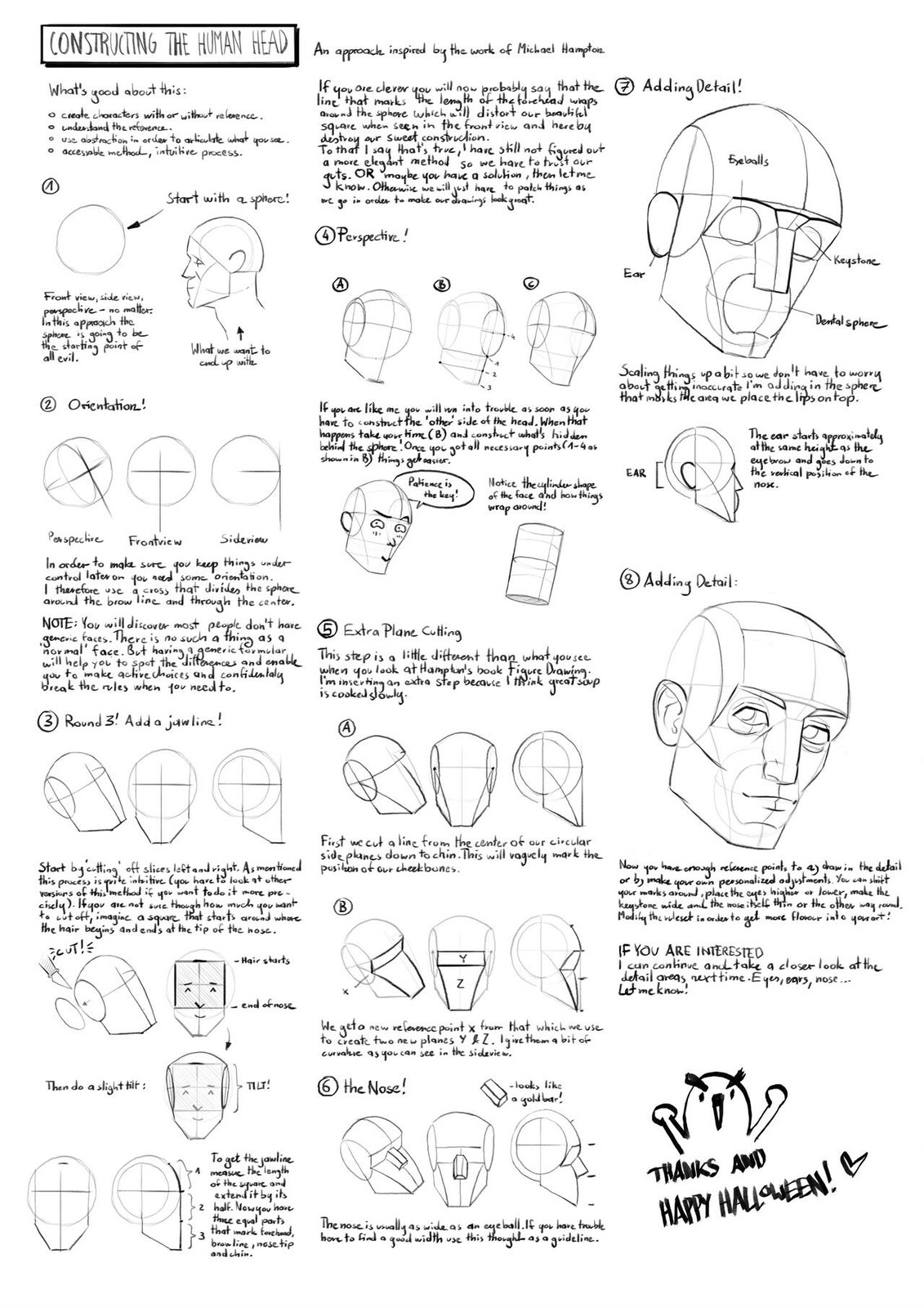 head construction