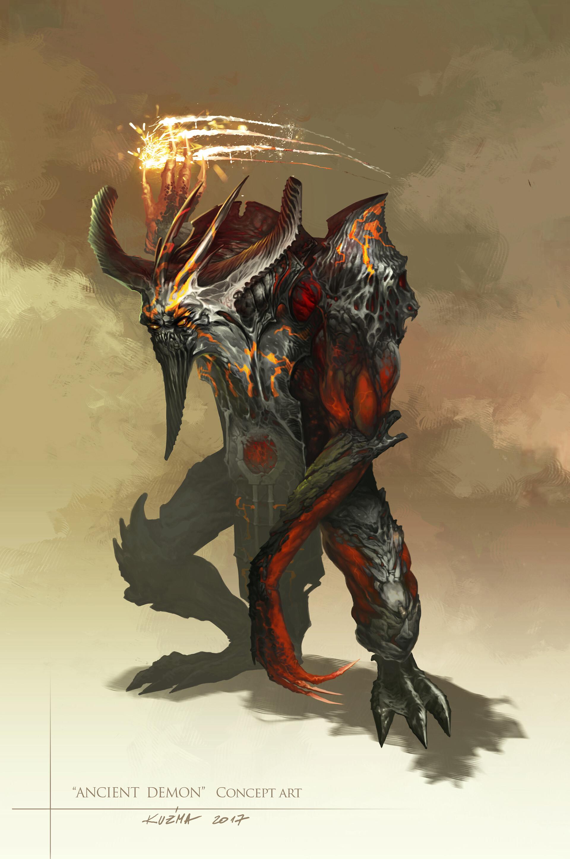 Jakub kuzma ancient demon
