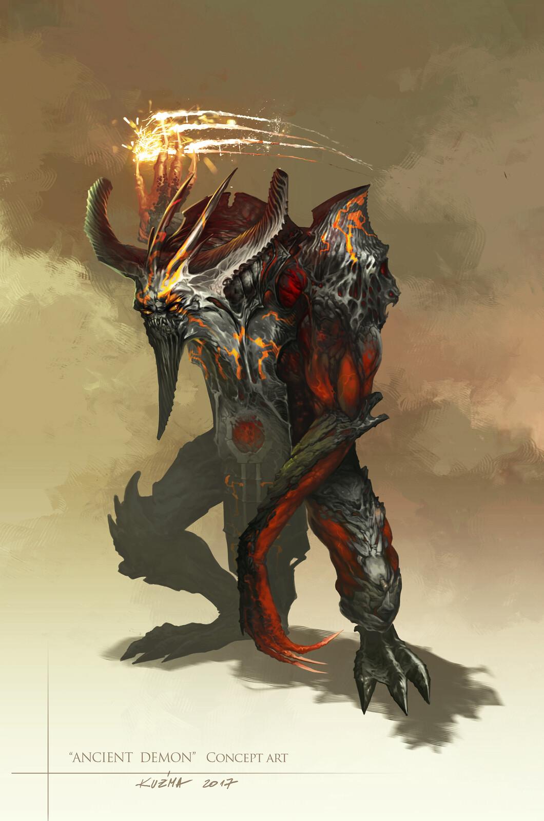 Ancient Demon