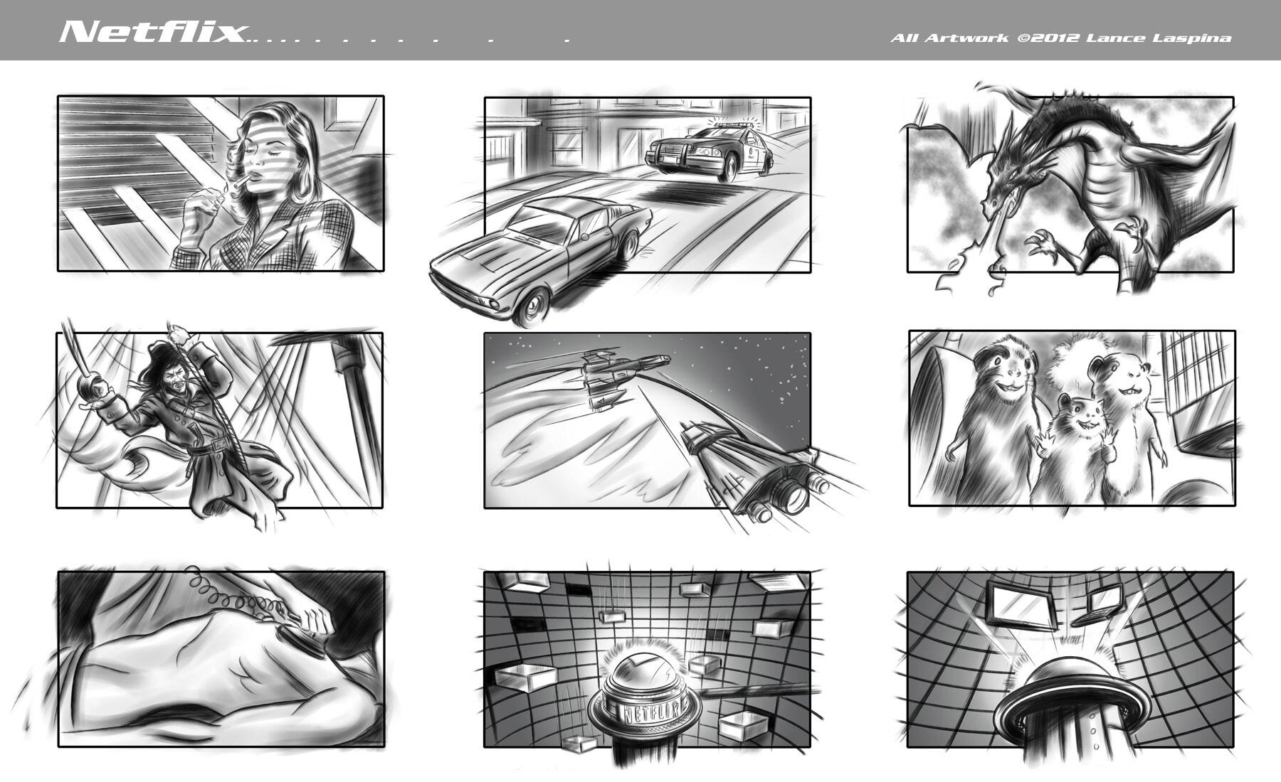 Lance laspina as storyboardsamples 15