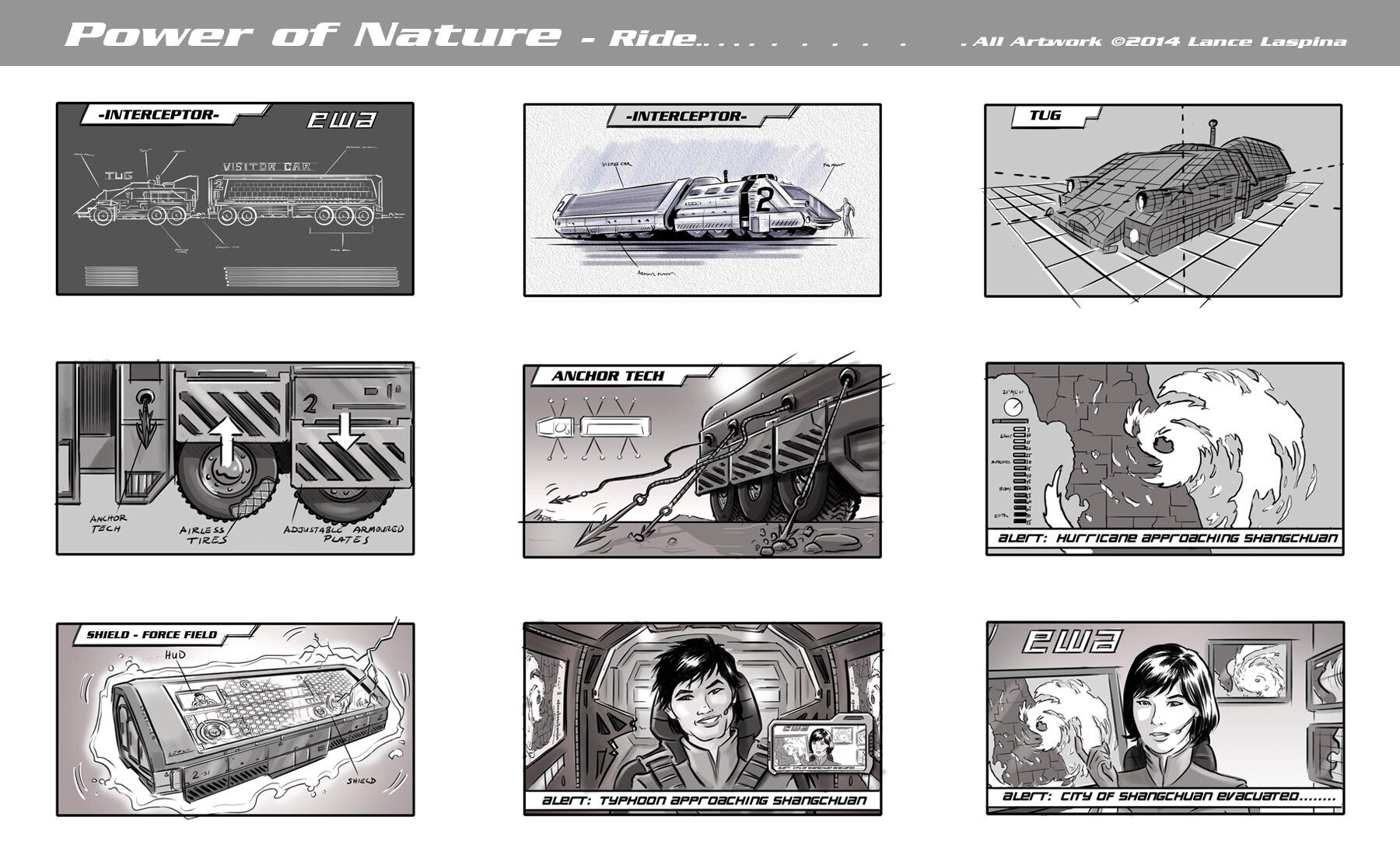 Lance laspina as storyboardsamples 22