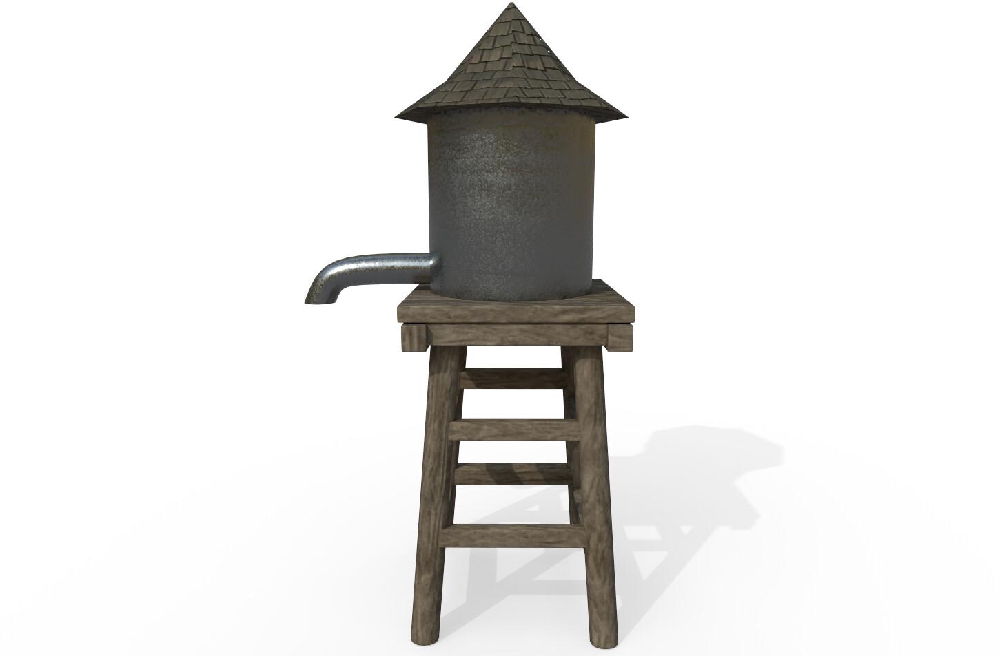 Joseph moniz watertower001b