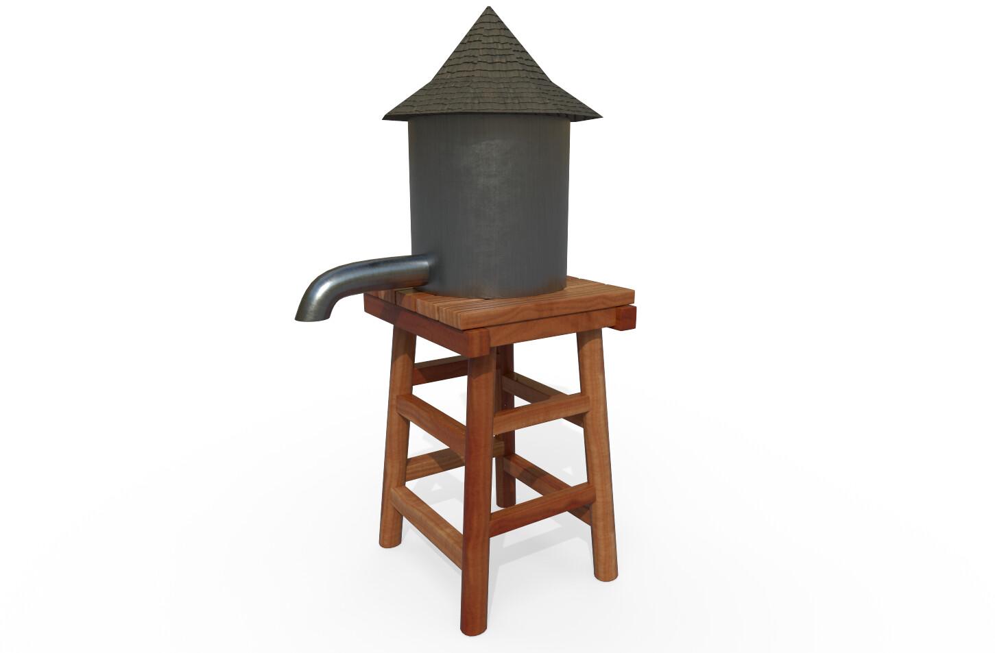 Joseph moniz watertower001d