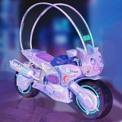 Tamara strub akihabara motorcycle v4 copie
