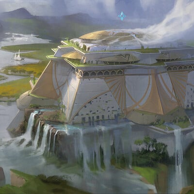 Efflam mercier water arcology v005