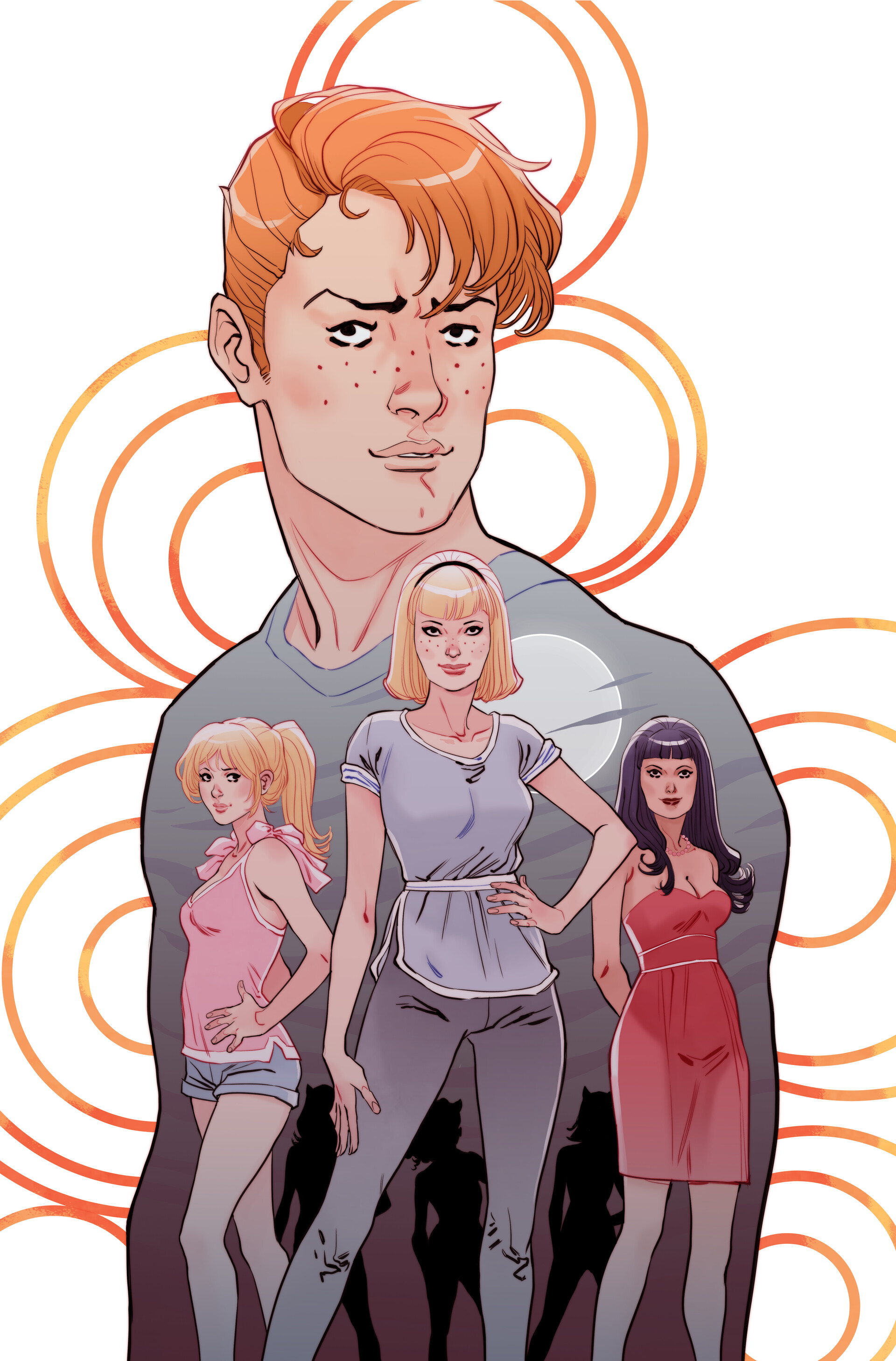 Marguerite sauvage archie 700 cover
