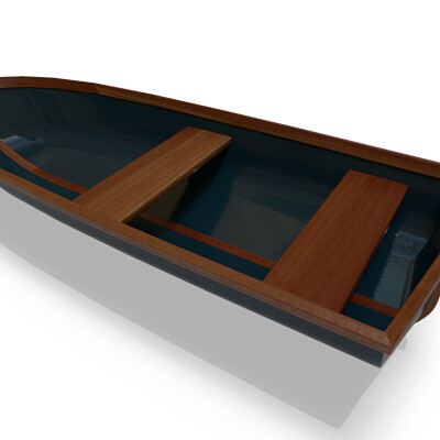 Joseph moniz rowboat001f