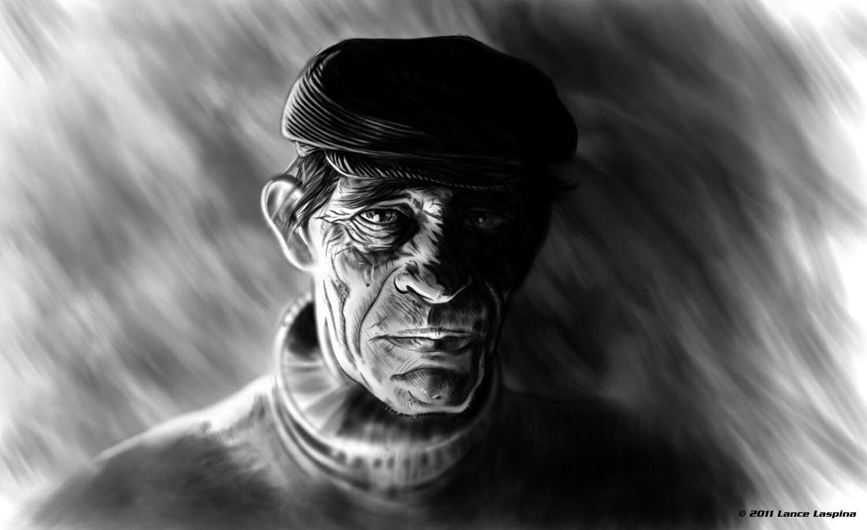 Lance laspina oldmanwithcap