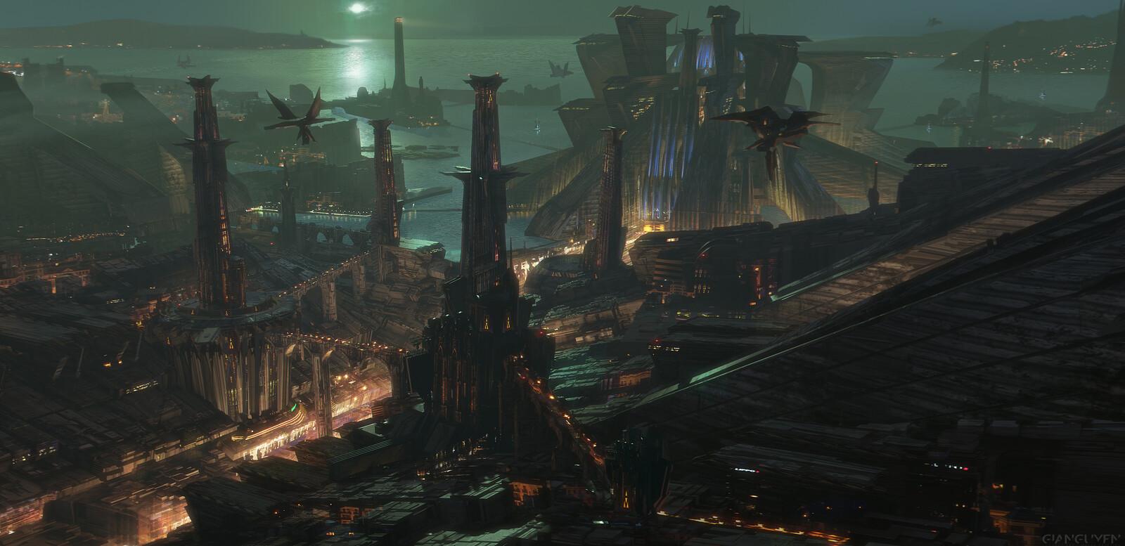 Fantasy Environments