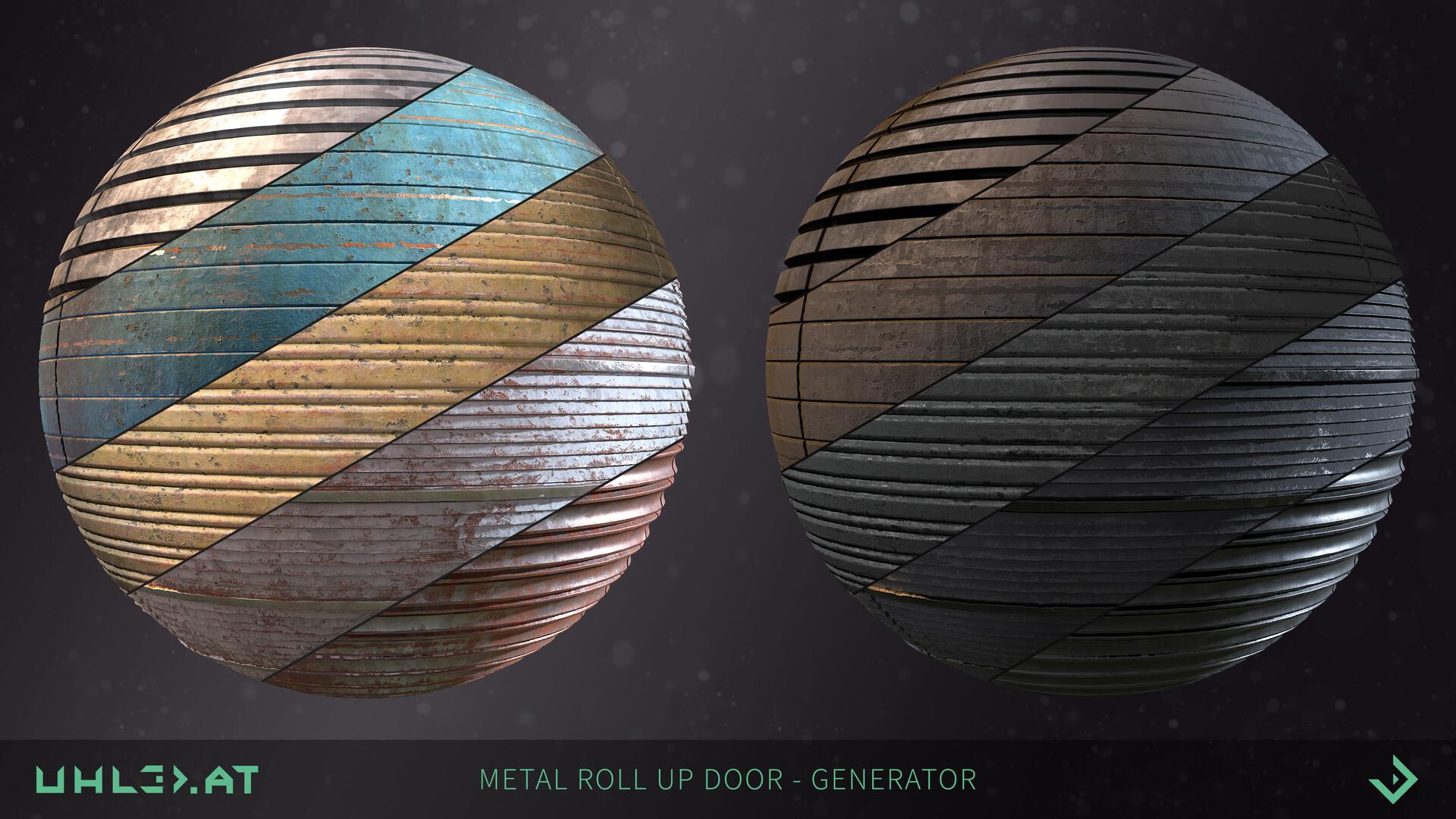 Dominik uhl metal rollup generator 03 v1