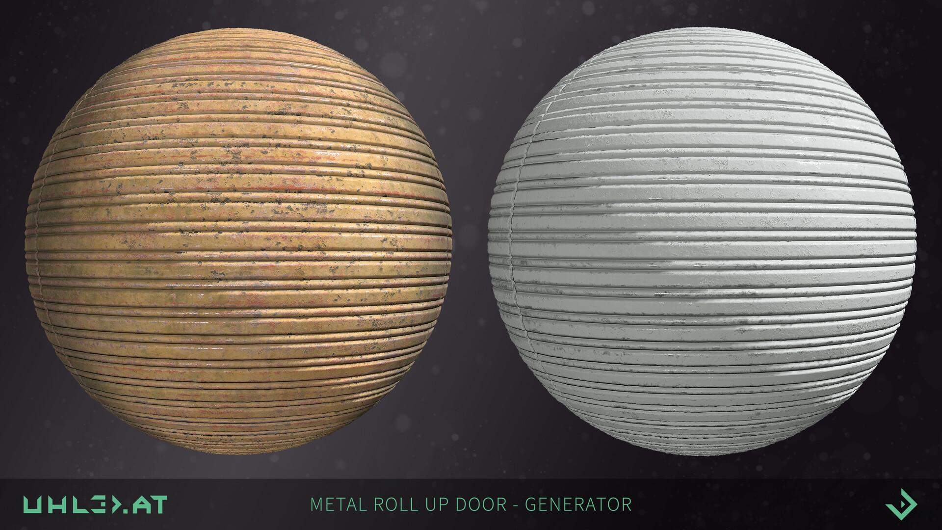 Dominik uhl metal rollup generator 05