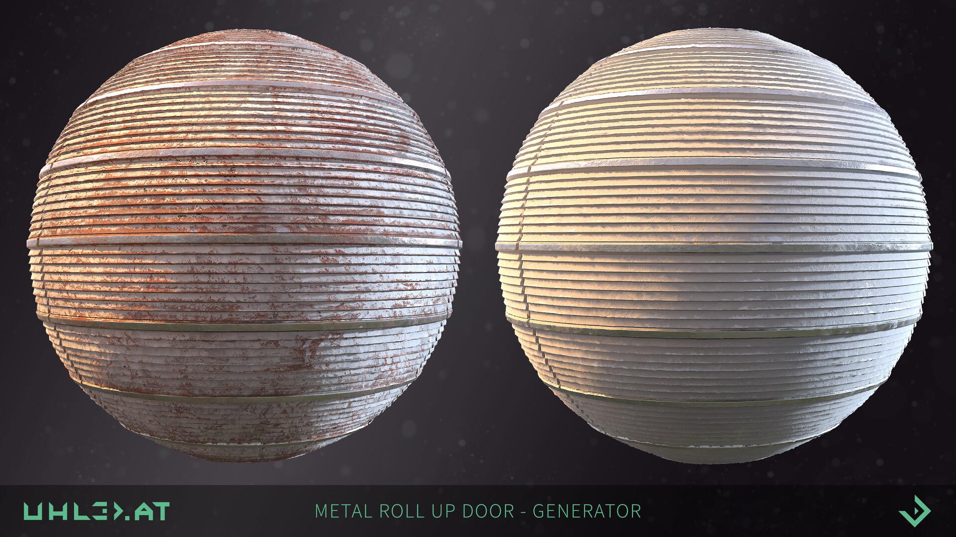 Dominik uhl metal rollup generator 07