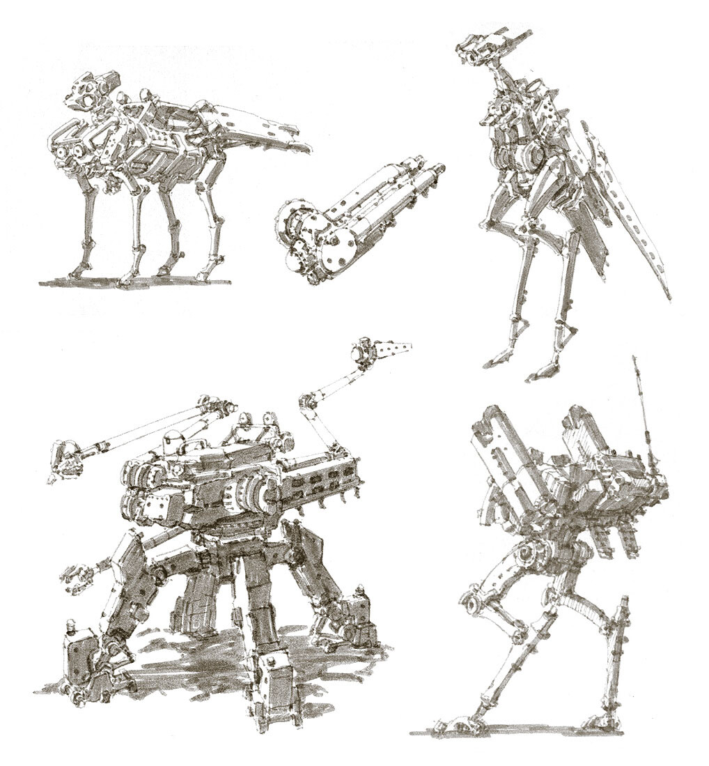 Min seub jung robot 20