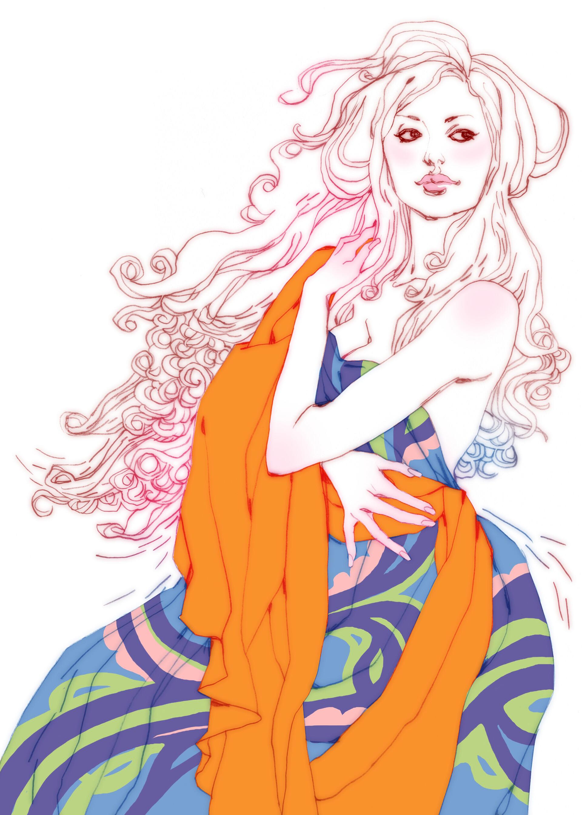Marguerite sauvage dressandhair 02