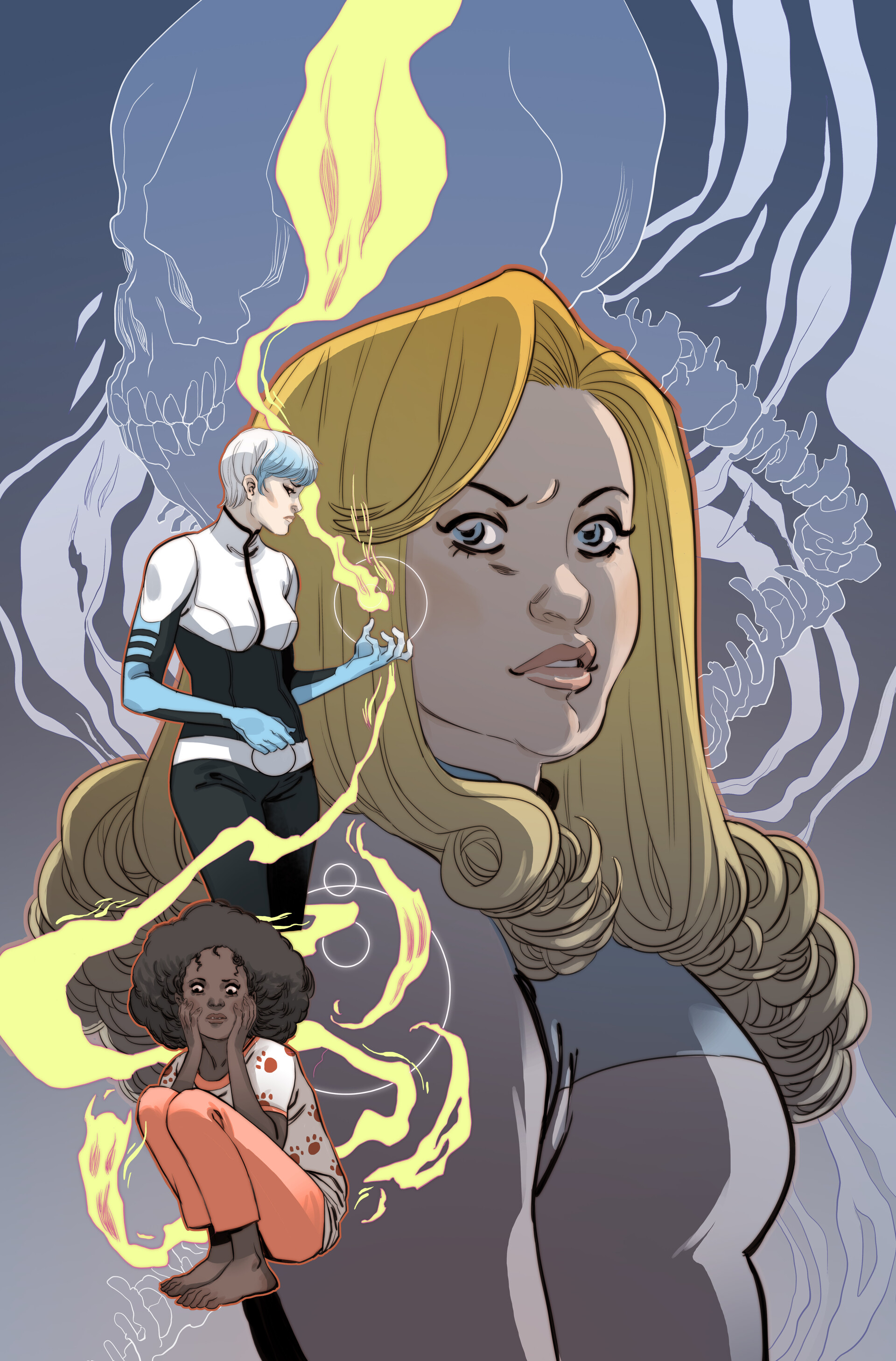 Marguerite sauvage faith thedreamside cover 1