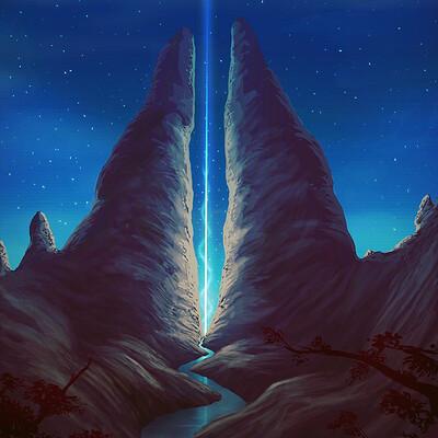 Filipe teixeira artflow mountain