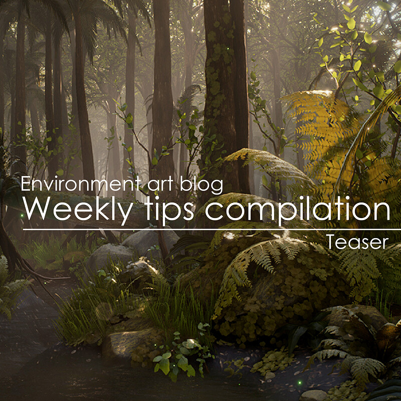 Blog - Weekly tips Teaser