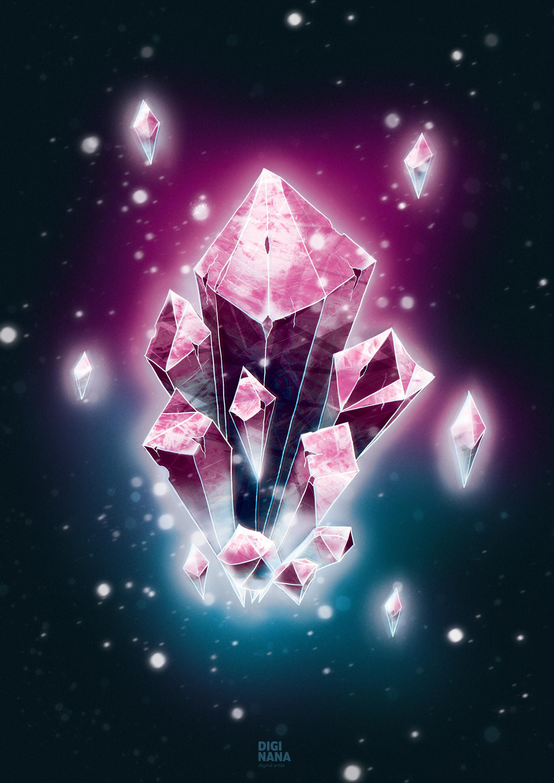 Digi nana crystals s