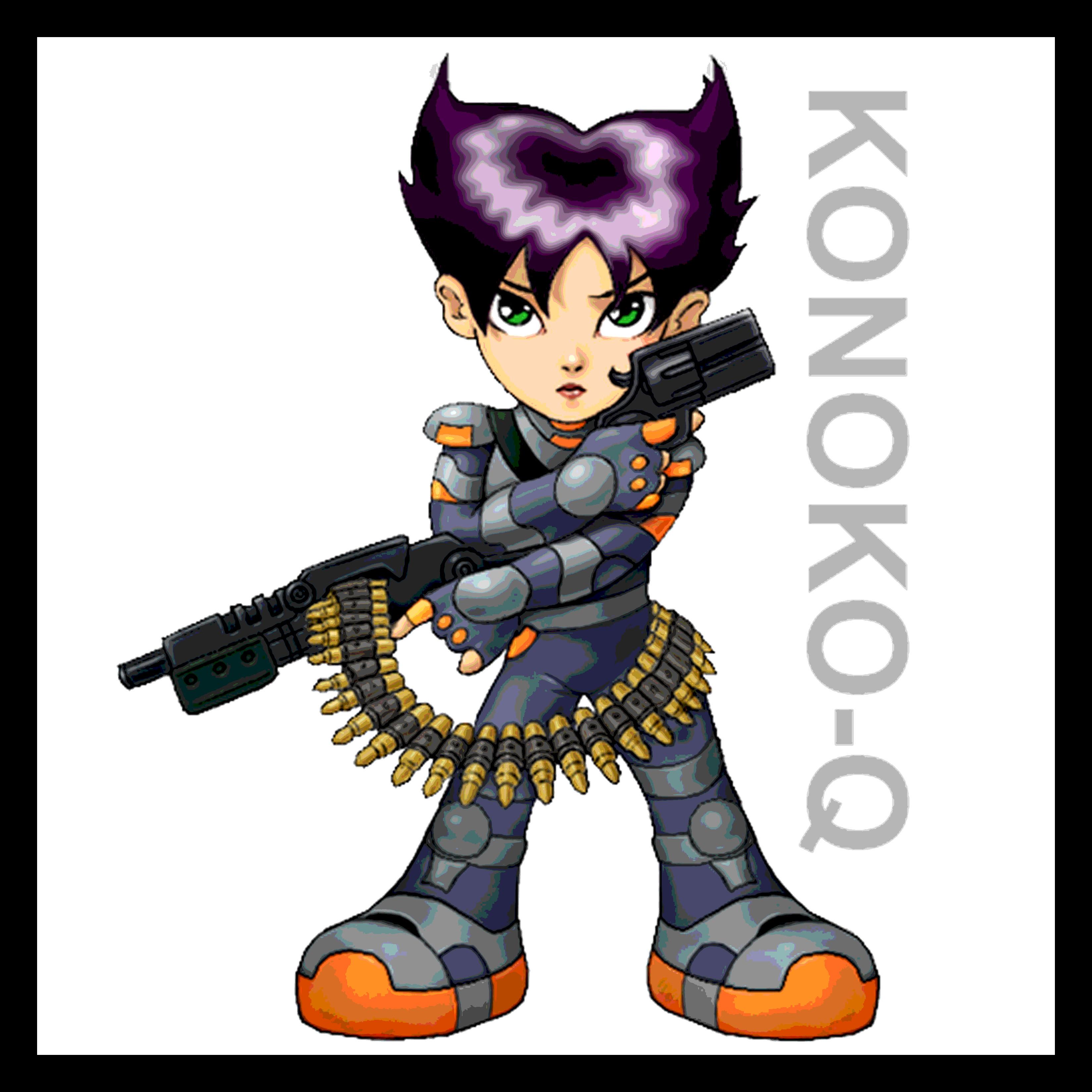 Konoko-Q
