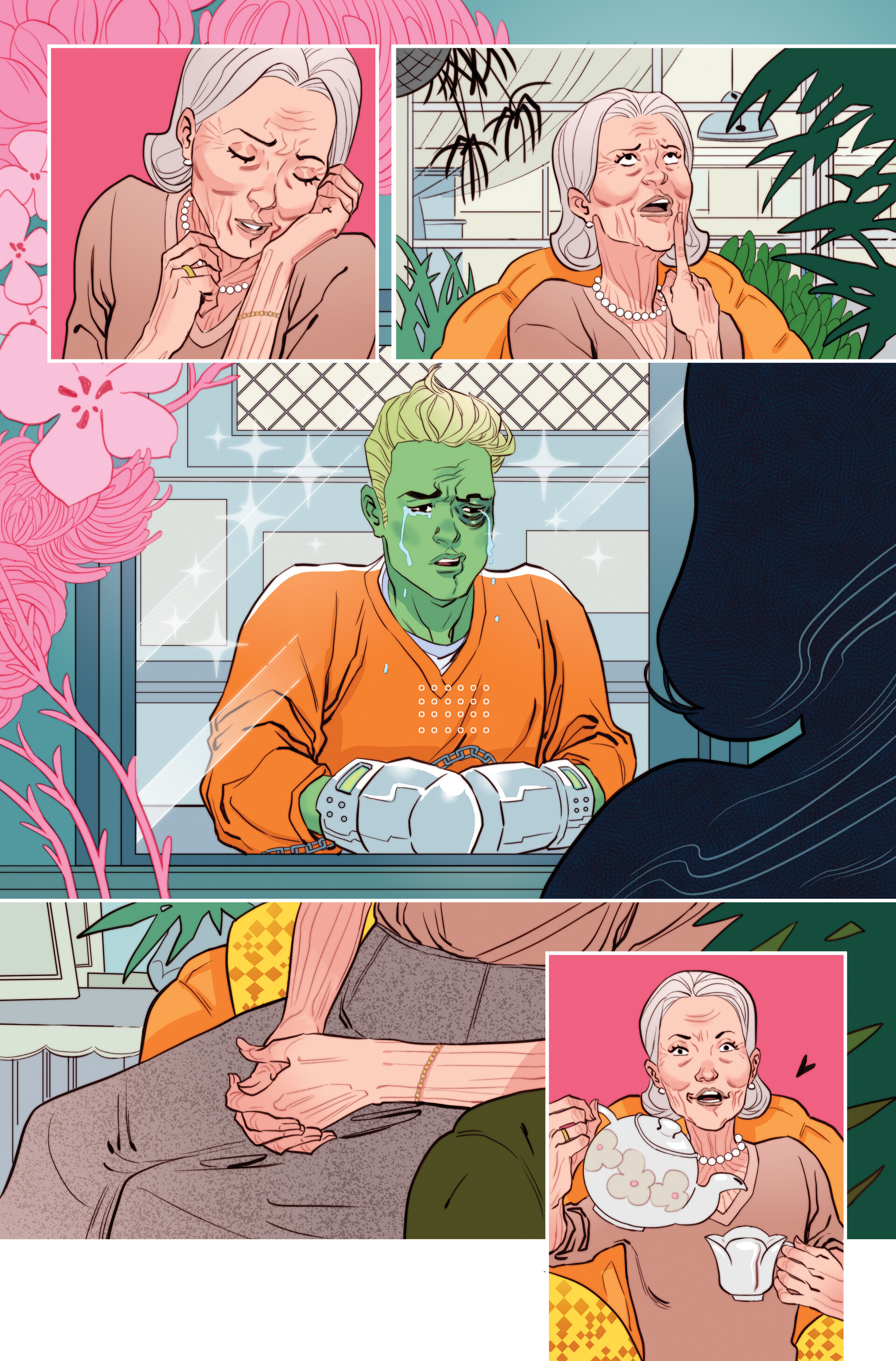 Marguerite sauvage hulk romance 04